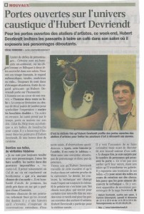 ARTICLE NORD-ECLAIR